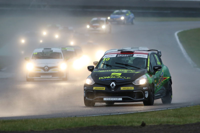 Ant Whorton-Eales (GBR) JamSport with AWE Motorsport Renault Clio Cup