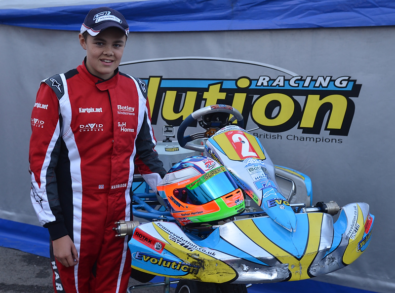 Ginetta Super One Rotax Series_Nathan_Harrison
